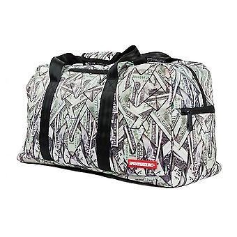 Sprayground Origami Money Laptop Duffel Bag