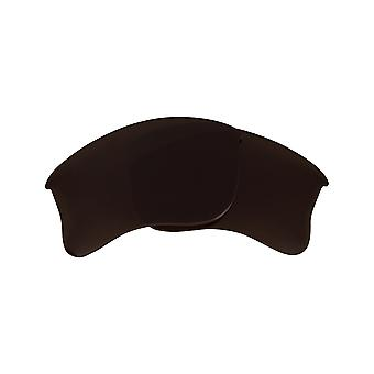 New SEEK Replacement Lenses for Oakley HALF JACKET 2.0 XL Polarized Brown