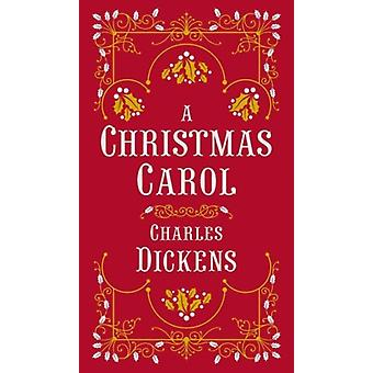 A Christmas Carol (Barnes & nobele Leatherbound Pocket edities) (leer gebonden) door Charles Dickens