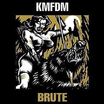 KMFDM - importación bruta [vinilo] Estados Unidos
