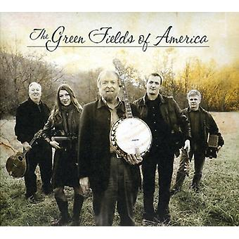 Gröna fält av Amerika - grönt fält of America [CD] USA import