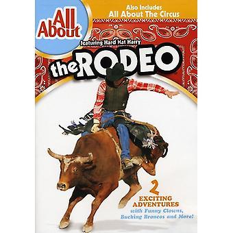 Rodeo/cirkus [DVD] USA importerer
