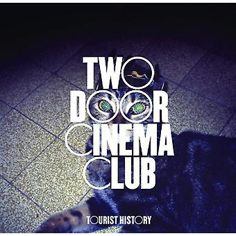 To Door Cinema Club - turist historie [Vinyl] USA importerer