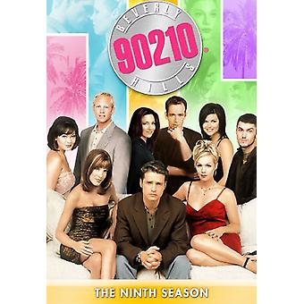 Beverly Hills 90210 - Beverly Hills 90210: Season 9 [DVD] USA import