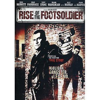 Aufstieg der Footsoldier [DVD] USA import