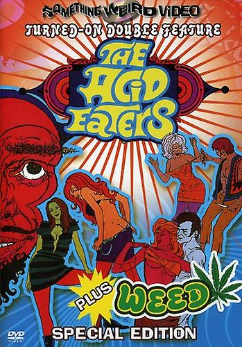 Acid Eaters/Weed [DVD] USA import