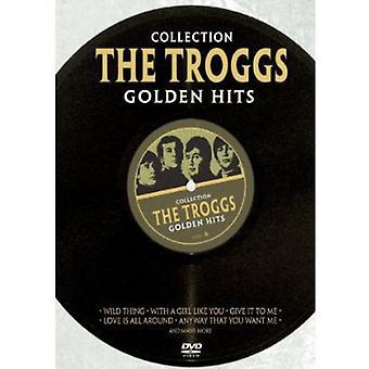 Troggs - Troggs: Golden Hits: samling [DVD] USA import