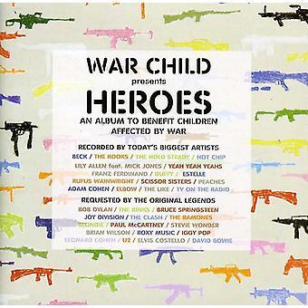 Krigen barn - barn nuværende krigshelte [CD] USA importerer