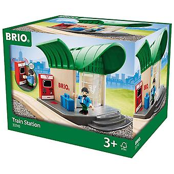 Estación de trenes de BRIO