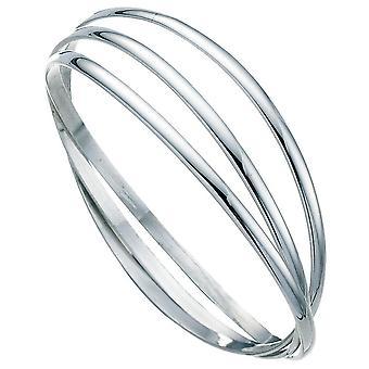 Bransoleta srebrna 925