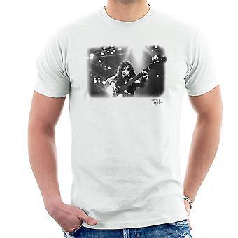 Steve Harris Iron Maiden Bassist menn t-skjorte