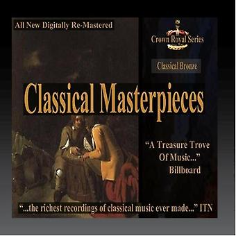 Various Artist - Classical Bronze - Classical Masterpieces [CD] USA import