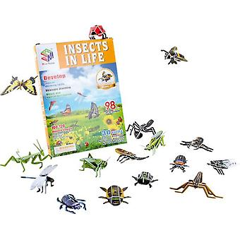 Legler Insects 3D Puzzle (Spielzeuge , Brettspiele , Puzzles)