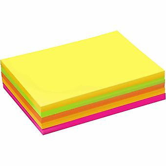 60 Assorted Neon A5 Card Sheets for Crafts | Coloured Card for Crafts