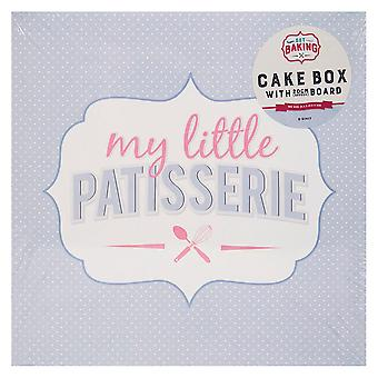 Get Baking Cake Box With 20cm Cake Board