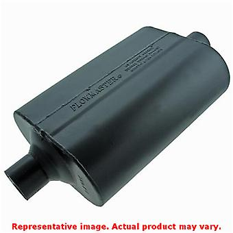 Flowmaster Performance Muffler - 60 Series Delta Flow 952060 2.00in Center In /