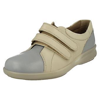 Ladies Easy B Strap Shoes Naomi