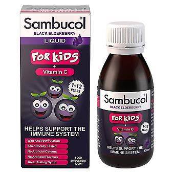 Sambucol Kids, 120ml