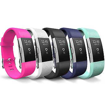 Fitbit Charge 2 sangle 5-Pack - petit format