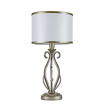 Maytoni Lighting Fiore House Collection Table Lamp, Antique Old