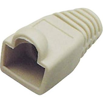 N/A Bend relief Grey BKL Electronic