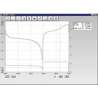 Software Suitable for CM2010/2015/2020 and CT3000 Charge Manager VOLTCRAFT