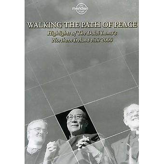 Walking the Path of Peace [DVD] USA import
