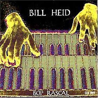 Bill Heid - Bop Rascal [CD] USA import