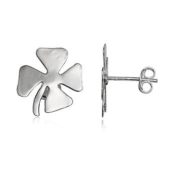 Clover in Silver 925 earrings