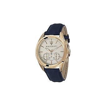 Maserati Herrenuhr Traguardo chronograaf R8871612016