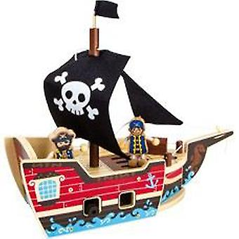 Legler Construction set  Pirate Ship  (Babies and Children , Toys , Preschool , Vehicles)