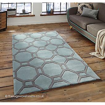 Brampton blauw tapijt