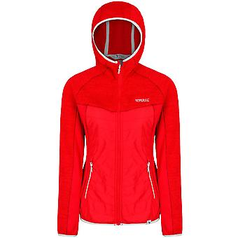 Regatta dame/damer Rocknell hætteklædte Hybrid mergel Fleece afslappet jakke