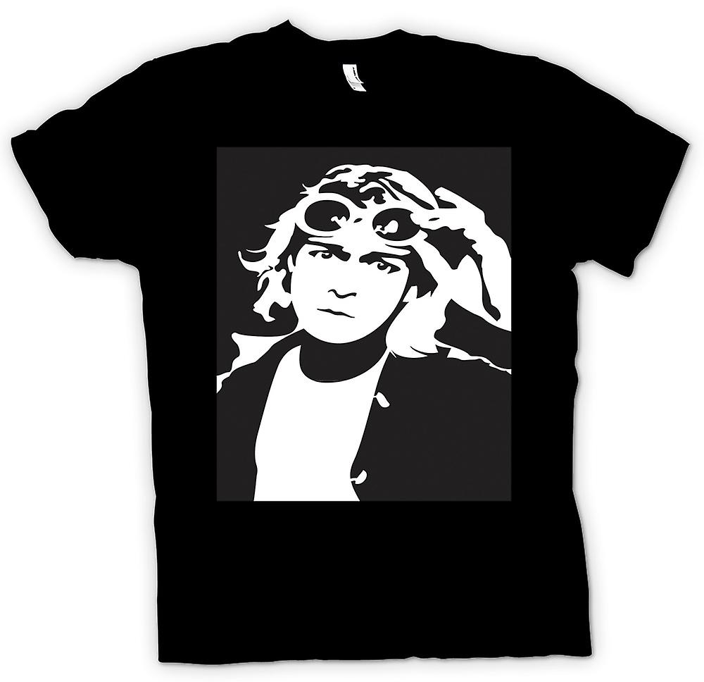 Mens t-shirt-Kurt Kobain Pop Art