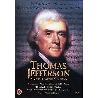 Thomas Jefferson [DVD] USA import
