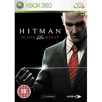Hitman Blood Money (Xbox 360) - Factory Sealed