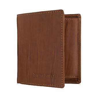 Bruno banani mens wallet wallet purse Brown 6362