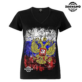Zoonamo T-Shirt ladies classic Russia