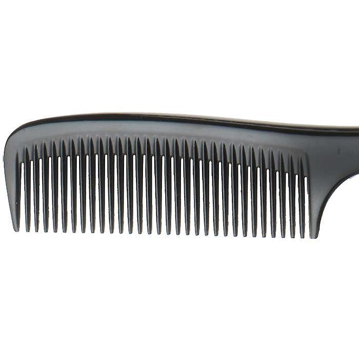 "Hercules Sagemann Medium Styling Handle Comb Seamless 8.5"""