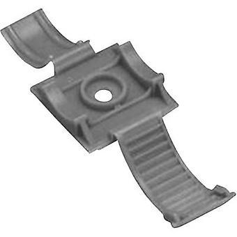 Câble Panduit Q14-A-ARC.68 ARC.68-A-Q14 monter vis de fixation + sangle gris 1 PC (s)