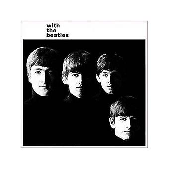 Beatles With The Beatles Lp Cover Steel Sign