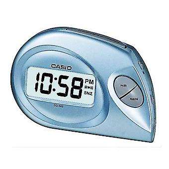 Casio DQ583-2 Beep Alarm Clock (Blue)