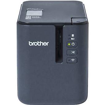 Brother P-touch P950NW Label printer Suitable for scrolls: TZe, HSe, HGe, STe , FLe 3.5 mm, 6 mm, 9 mm, 12 mm, 18 mm, 24