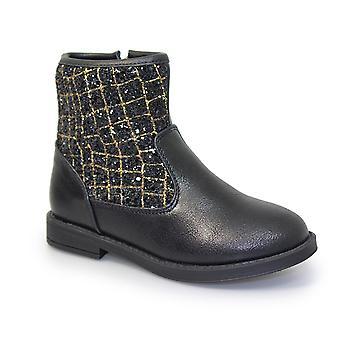 Lunar Kennedy Kids Glitter Boot