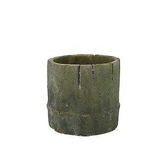 Countryfield Flowerpot bamboo stone