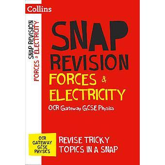 Collins revisão Snap - forças & eletricidade - OCR Gateway GCSE física