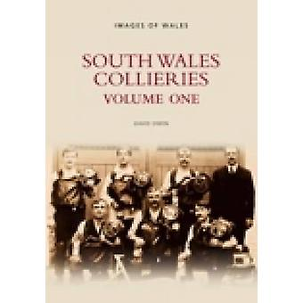 Södra Wales Collieries - v.1 av David Owen - 9780752423647 bok