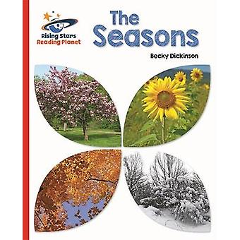 Reading Planet - the Seasons - Red B - Galaxy by Becky Dickinson - 978