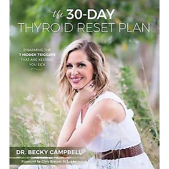 The 30-Day Thyroid Reset Plan - Disarming the 7 Hidden Triggers That a