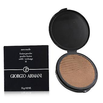 Giorgio Armani Neo Nude Fusion Powder Refill - # 14 - 3.5g/0.12oz